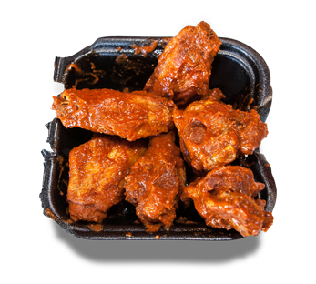 ATL Wings Cajun Hot