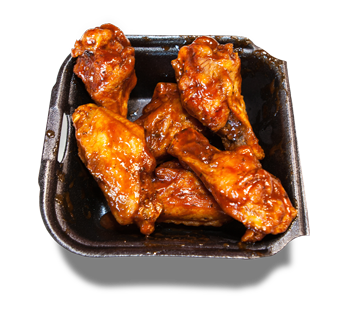 ATL Wings Extreme Honey Habanero