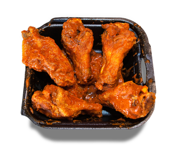 ATL Wings Luck's Hot