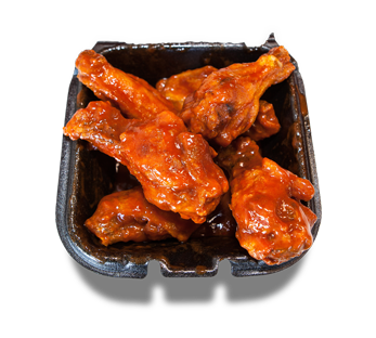 ATL Wings Luck's Sweet Red