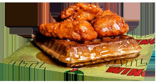 ATL Wings Chicken N' Waffle