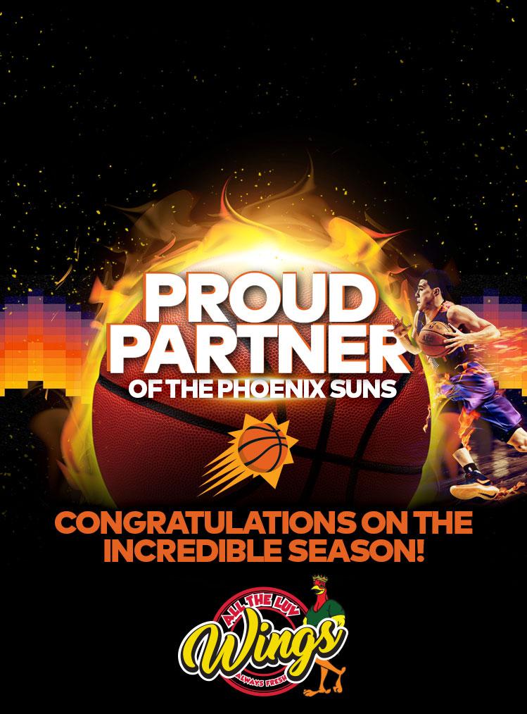 ATL Wings Phoenix Suns Partner